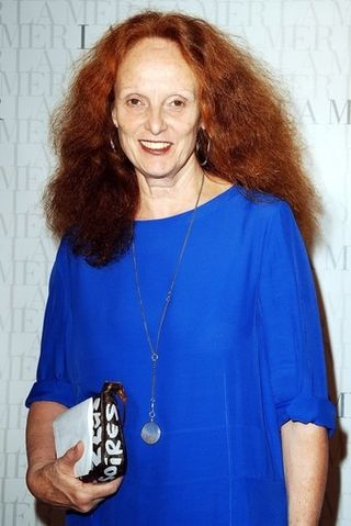 Grace coddington memoir book