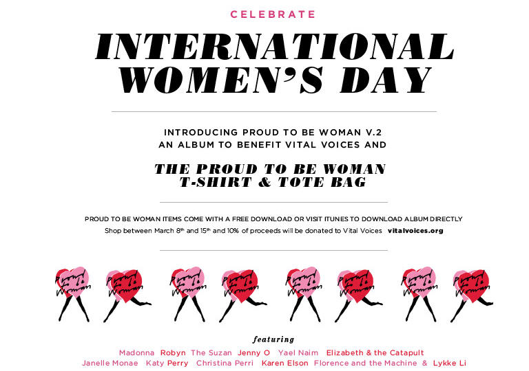 Dvf international women's day