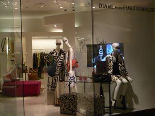 Dvf diane von furstenberg dress las vegas store